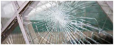 Bradfield Smashed Glass